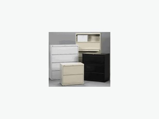 2 Drawer Lateral File Cabinet (2)