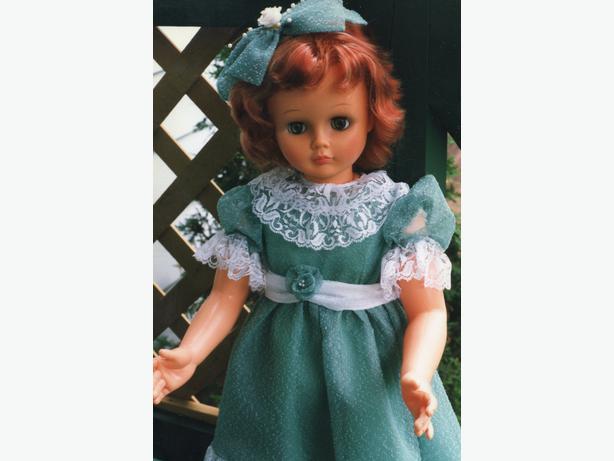 Vintage Dolls 1960 Vintage Doll 1960 Excelent