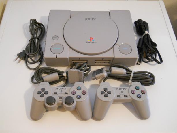 sony playstation 1. sony playstation 1 gray console (ntsc - scph-9001) playstation l