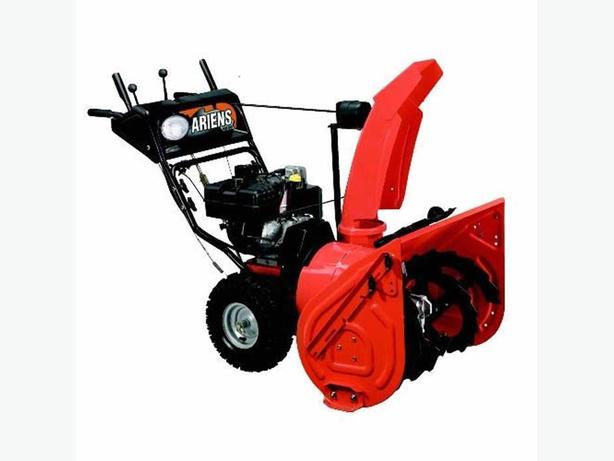 Snow Blower Tune-Up, Repair and Maintenance Orleans, ON