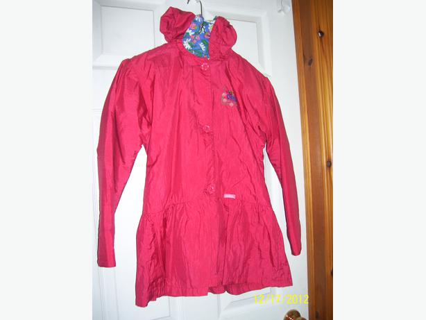 Girl's jacket spring fall Osh Kosh Size 8