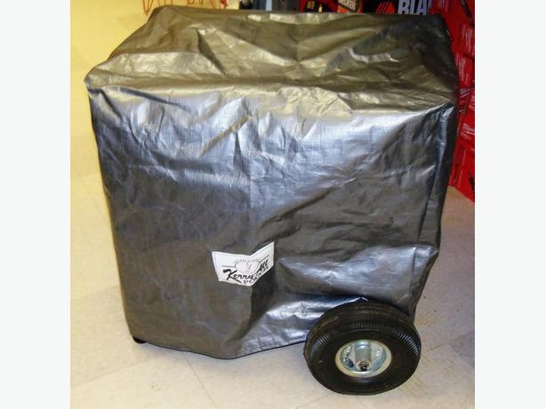 The Kerry-All Pouch Portable generator cover