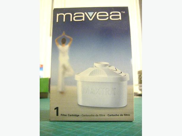 New Maxtra Water Filter Cartridge for Mavea Pitchers & Tassimo Coffee Machines
