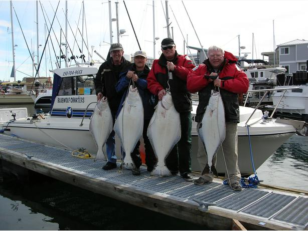 SALMON FISHING VICTORIA/SOOKE B.C.
