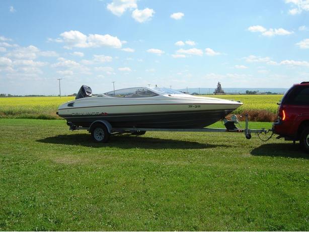 1990 Bayliner 150 hp Outboard