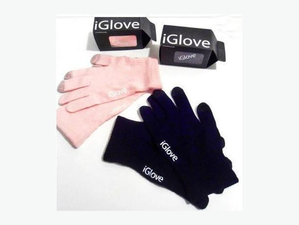 iGlove - Capacitive Touch Screen Gloves. Pink or Black Available