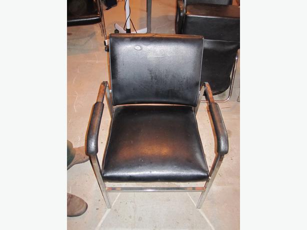 black leather salon chair sault ste marie sault ste marie