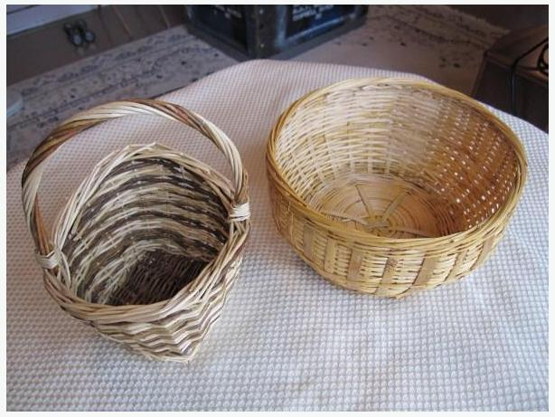 2 CHEAP BASKETS