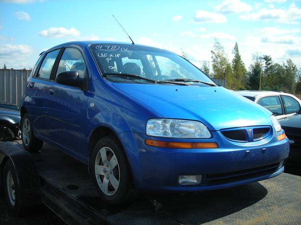 2005 CHEVY AVEO/PONTIAC WAVE PARTS