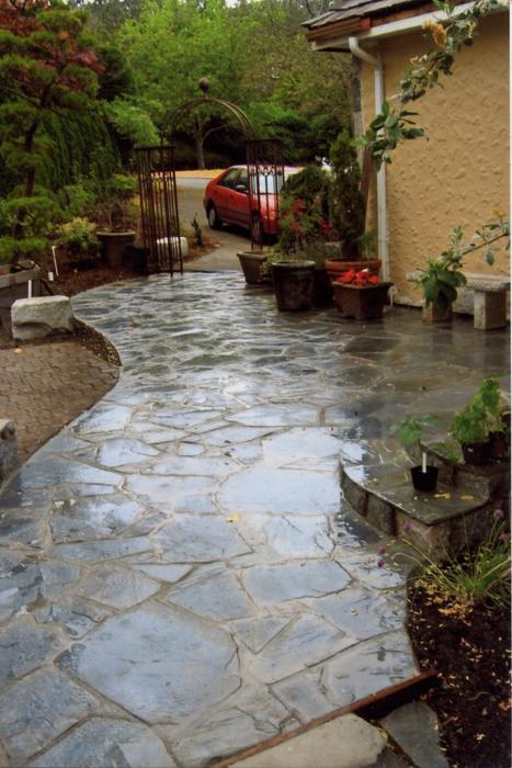 Complete landscape service saanich victoria mobile for Complete garden services