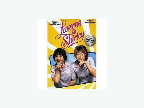 Brand New 'Laverne & Shirley' DVD