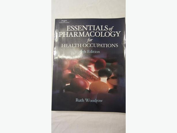 Essentials of Pharmacology for Health Occupationss by Ruth Woodrow