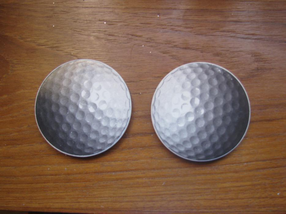 Absorbent stone golf car coasters new orleans gatineau - Stone absorbent coasters ...
