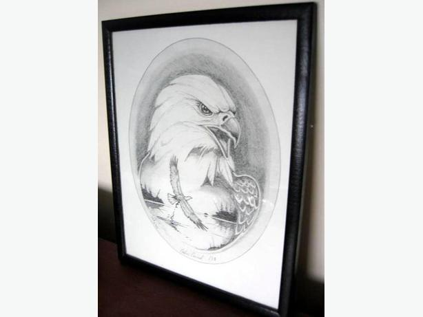Art - Eagle Limited Edition Print
