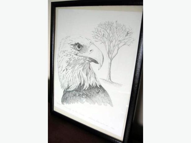 Art - Majestic Eagle Limited Edition Print