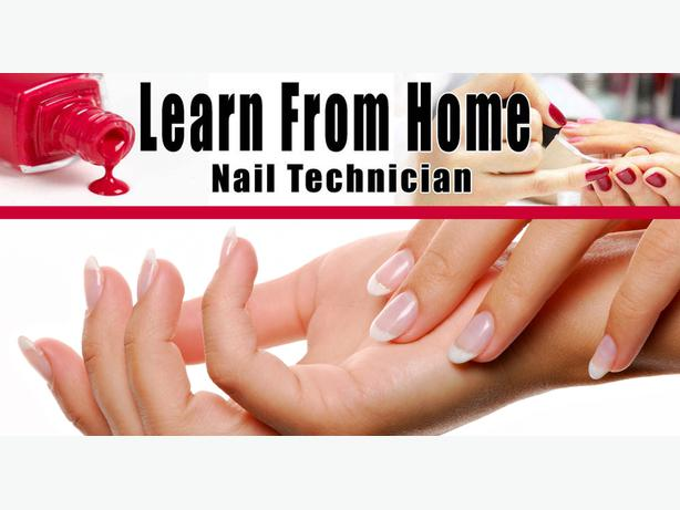 Nail Technician learn how to study in college