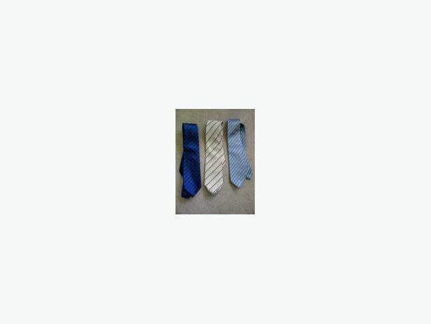 Prada, Brioni & Gucci Silk Ties