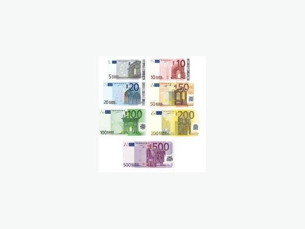 EUROS for SALE