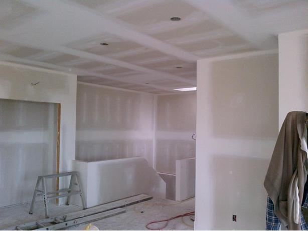 Drywall and Painting services etc.