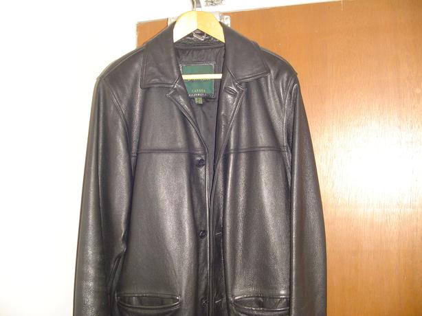 MINT CONDITION QUALITY DANIER LEATHER JACKET RETAILS 900