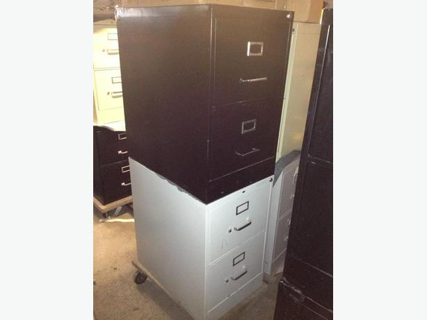 2 Drawer Vertical File Cabinets New Inventory
