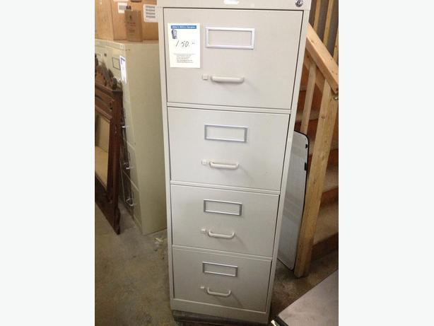 4 Drawer Vertical File Cabinets, New Inventory