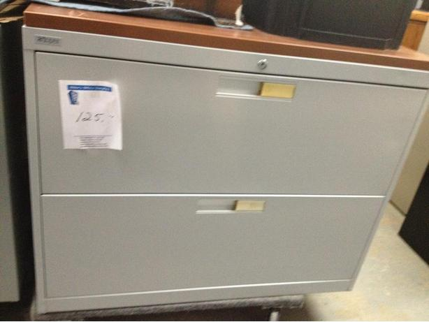 2 Drawer Lateral File Cabinets, New Inventory