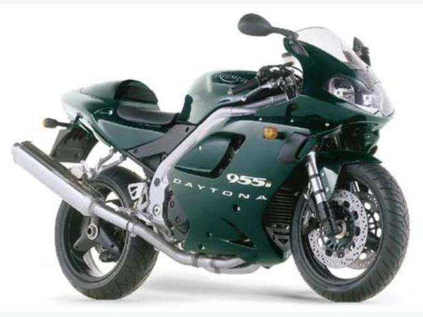 Triumph Motorcycle Service and Repair