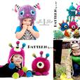 Handmade Crochet Animal Hats and Crochet Patterns for all ages