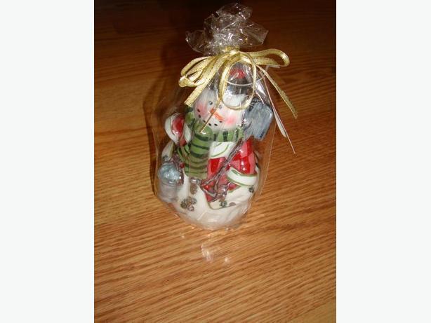 New Santa Candle - $2
