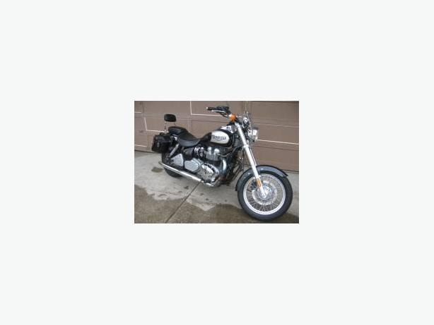 Triumph Motorcycle Service and Repair Located Mid Island