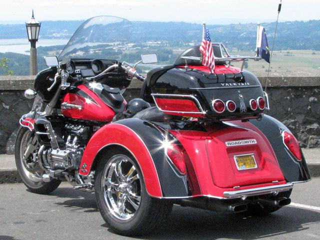 Campbell River Honda >> Honda Valkyrie Valkyrie Interstate Trike Dealer Sales Conversions Outside Cowichan Valley, Cowichan