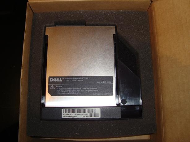 Dell 3.5 inch, 1.44 mb Floppy Drive