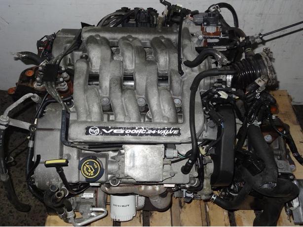 MAZDA MPV ENGINE JDM GY 2.5 LT V6 MOTOR 99-2001 AUTOMATIC TRANSM