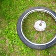 21 inch spoked wheel  rim tire Honda Yamaha Suzuki Kawasaki