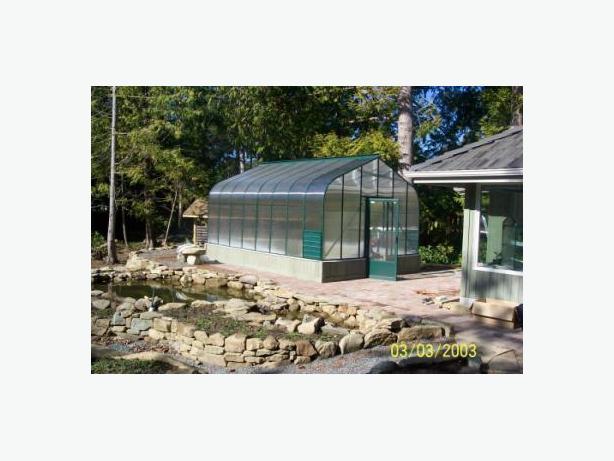 Vancouver Island Greenhouse Builders