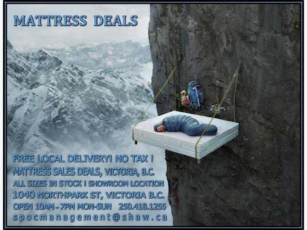 Happy Camper Wholesale Imattress Sales Deals Victoria Bc