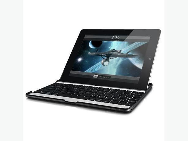 Mobile Bluetooth Keyboard Cover For The new iPad / iPad 2