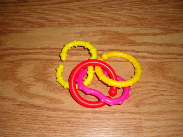 Essential Baby Teether Toys - $1