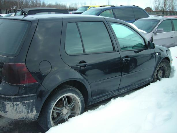 2003 VOLKSWAGEN GOLF PARTS