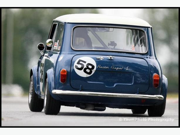 Classic Mini Parts and Accessories