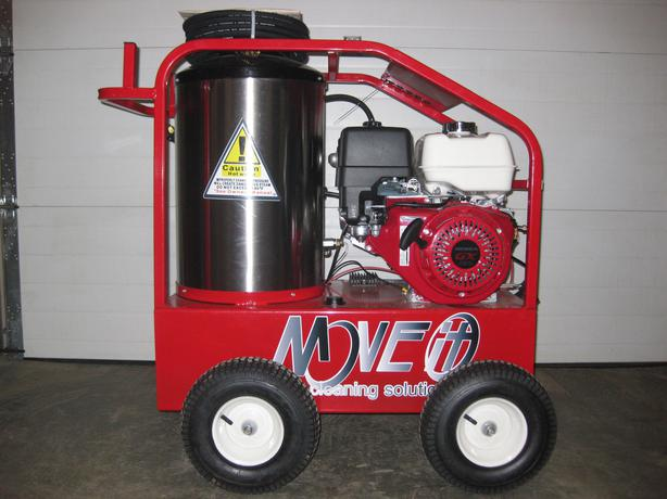 HONDA EASY KLEEN HOT PRESSURE WASHERS c/w $1,000. FACTORY REBATE