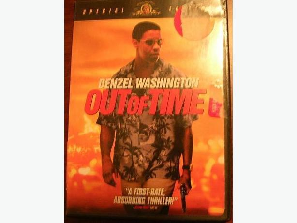 Out of Time - Denzel Washington - DVD