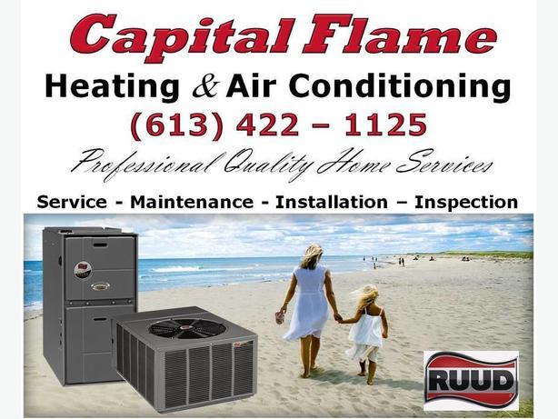 Furnace Maintenance  Repair  Tune up Service