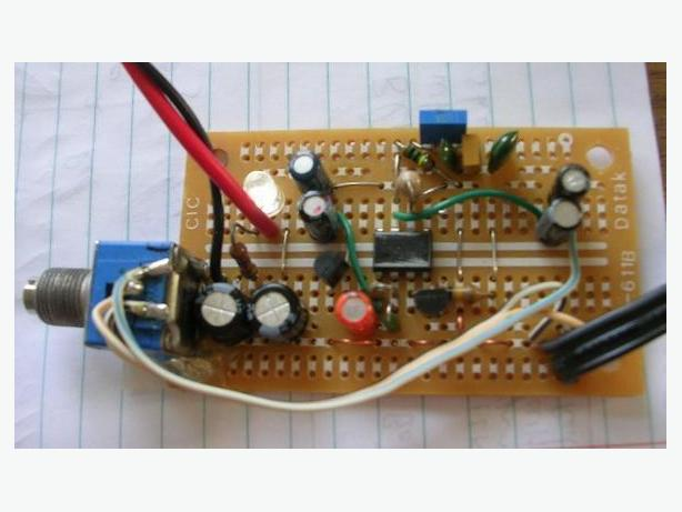 Pink Noise generator. Price reduced again.
