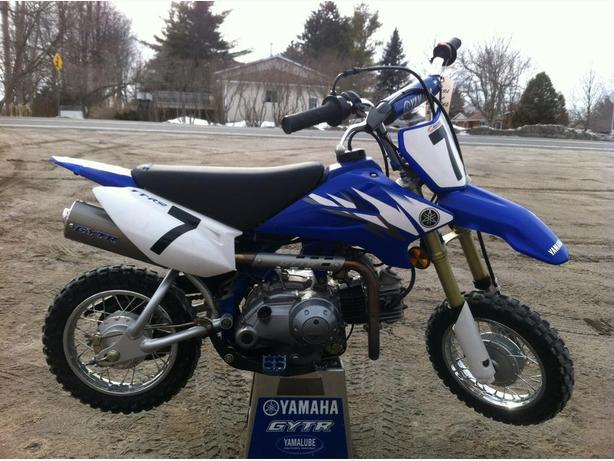 stolen yamaha ttr 50cc dirt bike outside ottawa gatineau area ottawa. Black Bedroom Furniture Sets. Home Design Ideas
