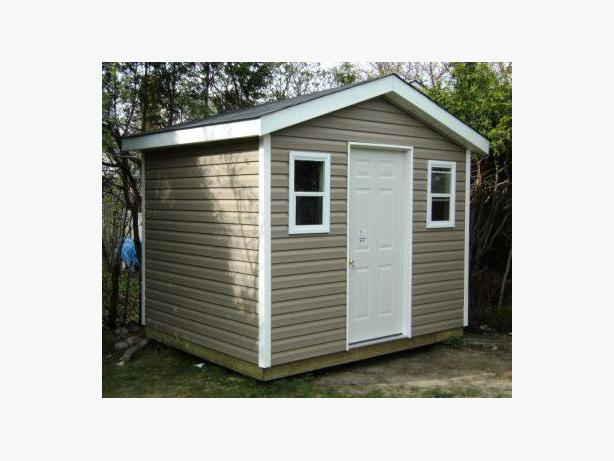 Promac sheds 8x8 garden shed many options sizes for Garden shed sizes