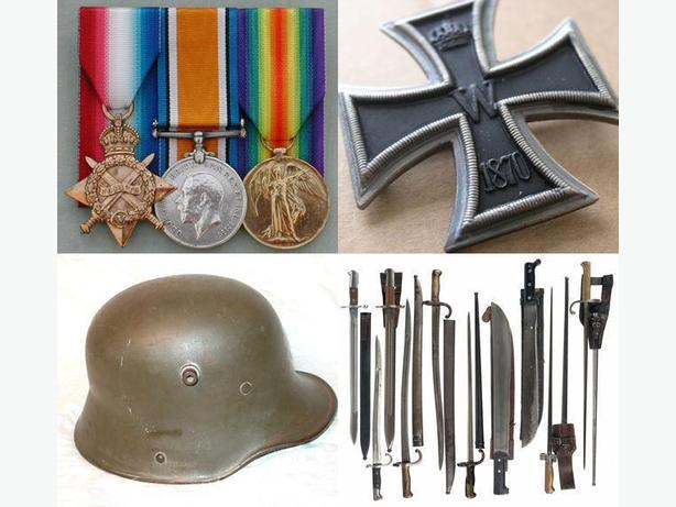 WANTED : WW1 + WW2 Collectables