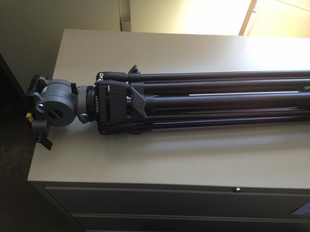 Camera Tripod model Miller DS-10