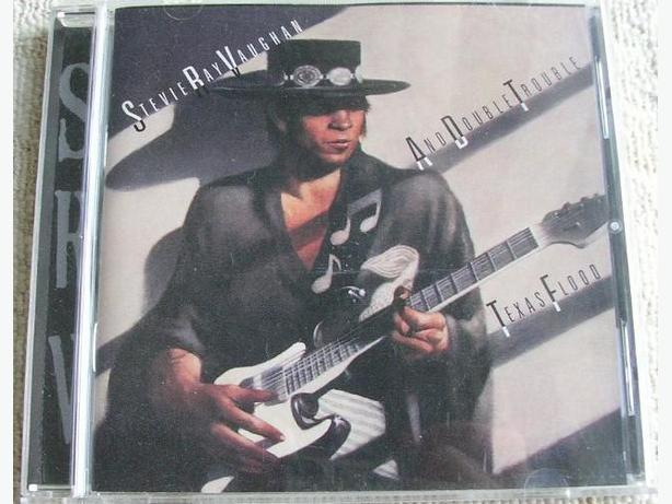 SRV - Texas Flood CD, Mint.